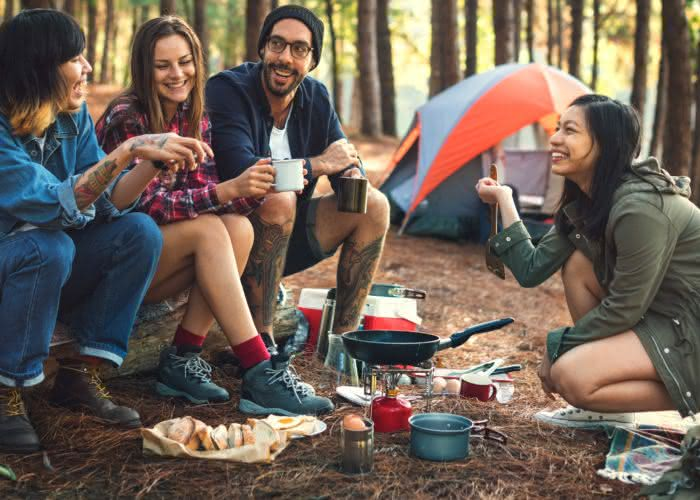 5 dicas para cozinhar no Campismo - noticias bongas energias