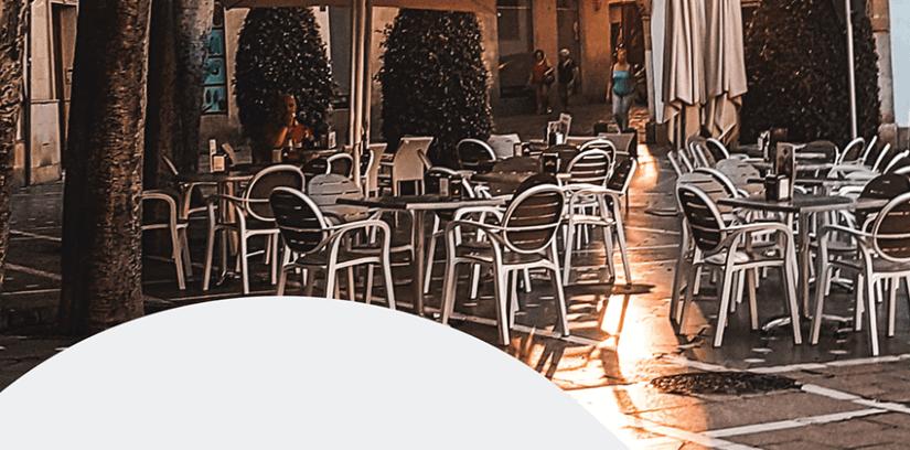 Aluguer aquecedores exterior Aveiro